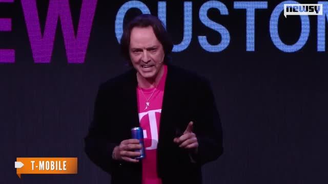 News video: T-Mobile Getting Rid Of Overage Fees, Challenges Rivals